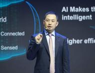 Huawei Enterprise BG Maintain Growth Trend in Industrial Digitiza ..
