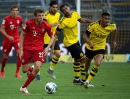 Bayern players accept salary cut until 'end of season'
