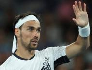 Italy's Fognini has surgery on both ankles