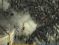 Los Angeles Police Declare Unlawful Assembly in City Center Over  ..