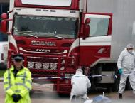 France Charges 13 Suspected Migrant Smugglers Over UK Truck Death ..