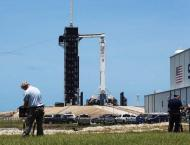 Chances of Manned SpaceX Mission Launch on Saturday Remain at 50% ..
