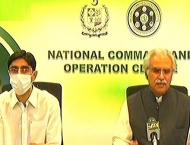 Dr. Zafar Mirza says wearing masks at crowded place is mandatory