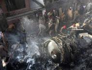Cross matched DNA reports of PIA plane crash victims are fast bei ..