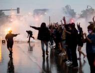 Violent Protests Sweep Across US in Wake of George Floyd's Death  ..