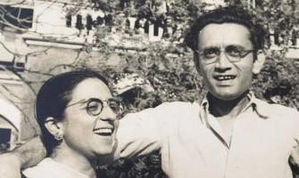 Google doodle commemorates  Saadat Hasan Manto on his 108th birt ..