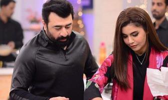 Nida Yasir and her husband Yasir Nawaz test positive for Coronavi ..