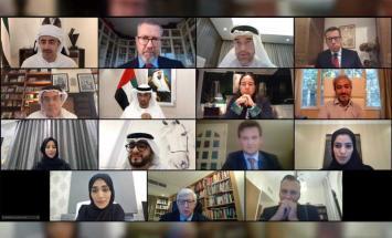 عبدالله بن زايد يترأس اجتماع مجلس أمناء ..