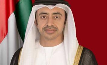 عبد الله بن زايد يؤكد التزام الإمارات ..