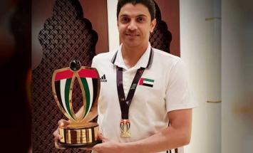 محمد شهاب بطل الإمارات وآسيا للسنوكر: ..