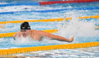 Swimmer Schooling seeks national service delay after Olympics moved
