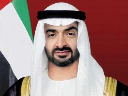 محمد بن زايد يتبادل التهاني بعيد الفطر المبارك مع ملوك وقادة عدد من الدول الشقيقة
