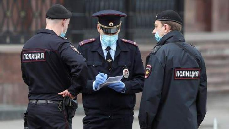 Russia sees over 10,000 new virus cases for fourth day in row