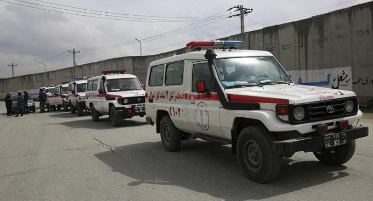 At Least 40 People Killed, Injured in Bomb Blast in Afghanistan's East - Official