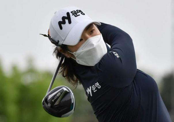 KLPGA Championship resumes: How golf looks in Covid-19 pandemic