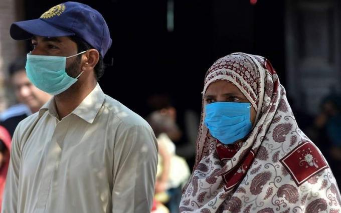 ارتفاع حصیلة الاصابات موٴکدة بفیروس کورونا الي 47394حالة في باکستان