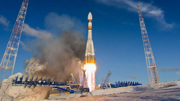 Russian Military Satellite Launched From Plesetsk Spaceport Put Into Orbit - Ministry