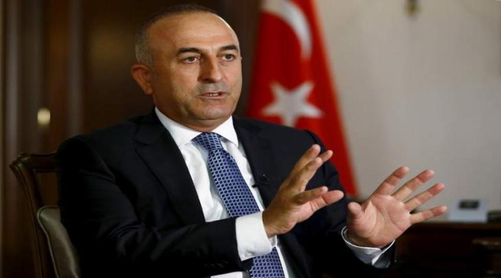 وزیر الخارجیة الترکي یعرب عن حزنہ العمیق ازاء تحطم طائرة الرکاب الباکستانیة