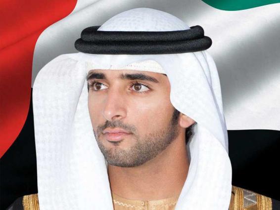 """ولي عهد دبي يطلق جائزة استثنائية لتكريم أفضل الممارسات المبتكرة في مواجهة جائحة """"كورونا"""""""