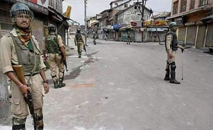 Indian authorities extended ban on high speed internet service in IOK