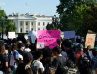 Thousands join new US anti-racism protests as Trump vows crackdow ..