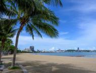 Thais seek sun and surf as officials re-open some beaches