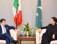Prime Minister discusses COVID-19, other subjects with his Italia ..