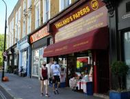 Mixed fortunes for London shops hit by pandemic