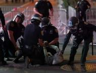 Over 200 arrested in NYC before curfew starts