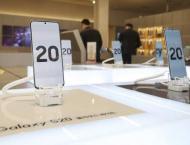 S. Korean smartphones sales drop 18 pct in Q1 on coronavirus fall ..