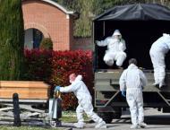 Coronavirus deaths in Russia surpass 5,000