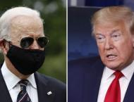 Ex-US VP Biden slams Trump's tough response to protestors
