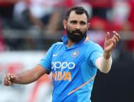No saliva, no sweat, says India pace bowler Shami