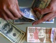 Rupee recovers 57 paisas against dollar in interbank