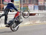 14 special pickets established to curb one-wheeling in Islamabad ..