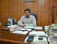 DG Levies Force Balochistan arrives in Kohlu on two Day visit