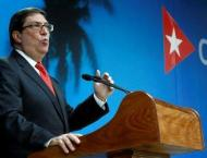 Havana Strongly Rejects Sanctions Imposed by US Against 7 Cuban E ..