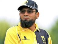 Saqlain Mushtaq takes charges at High Performance Centre