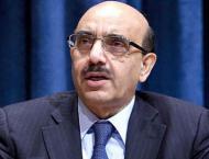 AJK President demands UNSC session, appointment of envoy on Kashm ..