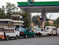 Shortage of petrol, diesel continues in Muzaffargarh