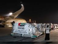 UAE donation to boost PPE production in UK