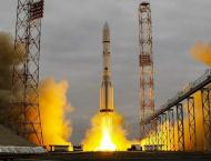 Russia's Fixed Proton-M Carrier Sent to Baikonur Spaceport Ahead  ..
