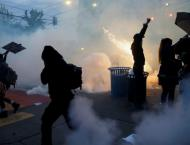 UK Lawmaker Says Sales of Tear gas, Rubber Bullets to US Should B ..