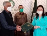 ADB, Pakistan sign $300 mln emergency COVID-19 loan agreement