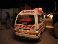 One killed in accident in Sargodha