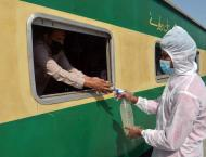 Rail passengers to be fined on violation of SOPs
