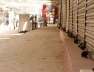 All major markets closed, public transport off road in Karachi