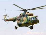 Four soldiers killed in helicopter crash in Indonesia