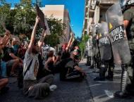 'Burn down racism': world rallies against George Floyd's death