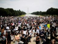 Washington, other US cities gear for more protests over police br ..